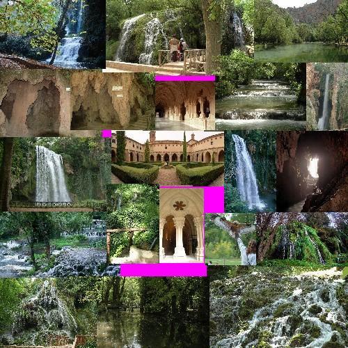 Como dos gotas de agua con mam al monasterio de piedra - Entradas de piedra natural ...