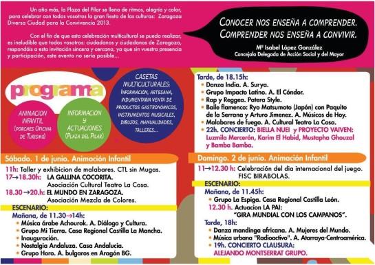 Zaragoza Diversa 2