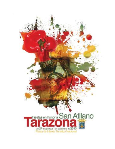 Programa Tarazona 2013, Fiestas en Honor a San Atilano