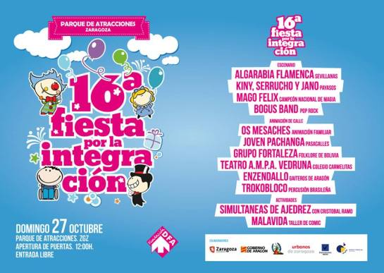 16 FIESTA DE LA INTEGRACION