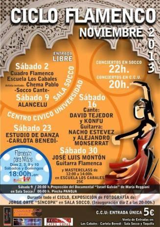 Ciclo Flamenco 2013