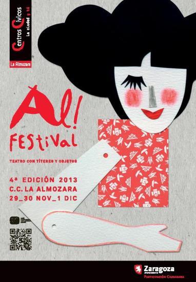 Folleto Al! Festival 2013