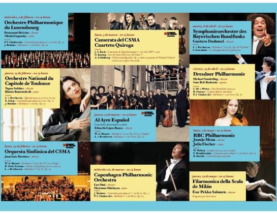 (20ª Temporada de Grandes Conciertos de Primavera 2014) 2