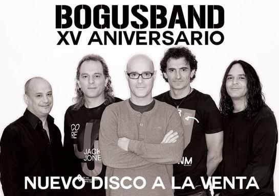 Bogus Band nuevo disco
