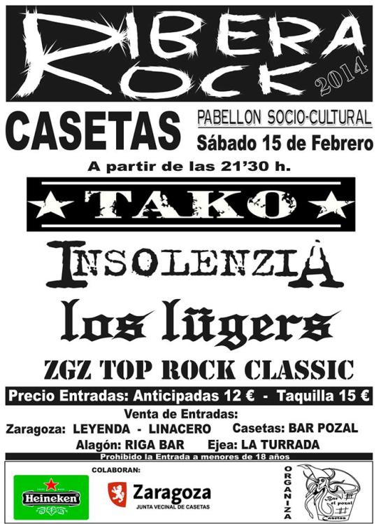 Ribera rock