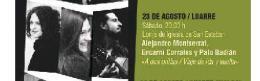 """""""EnClaves con Puertas Abiertas"""" con Alejandro Monserrat, Pato Badián y EncarniCorrales"""