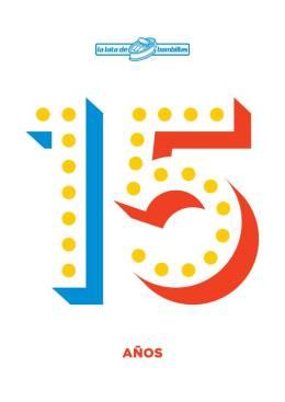 15 aniversario de La Lata deBombillas