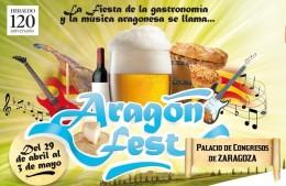 """""""Aragón Fest"""", fiesta de la gastronomía y la músicaaragonesa."""