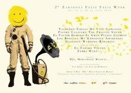 2ª Edición del Festival Zaragoza FelizFeliz