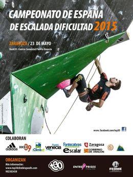 Campeonato de España de Escalada Dificultad2015