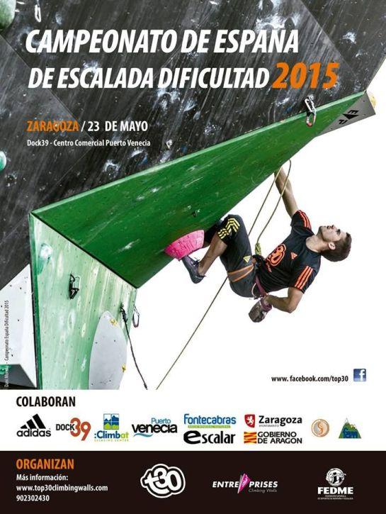 Campeonato España Escalada Dock39