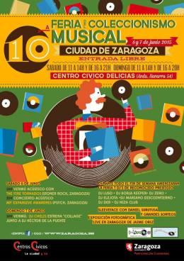 10 Feria del Coleccionismo Musical – Ciudad deZaragoza