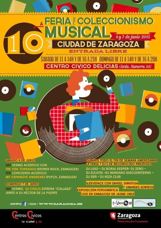 Feria del Coleccionismo Musical