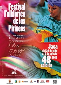 XLVIII Festival Folklórico de los Pirineos deJaca
