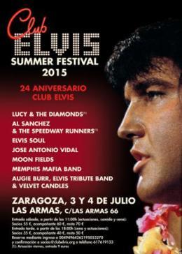 Club Elvis Summer Festival  en LasArmas
