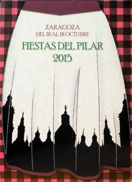 Programación Fiestas del Pilar de Zaragoza2015