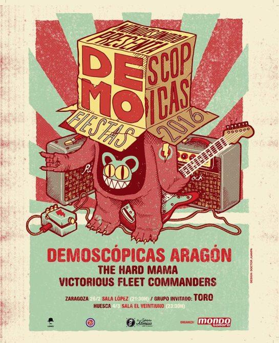 Demoscópicas Aragón