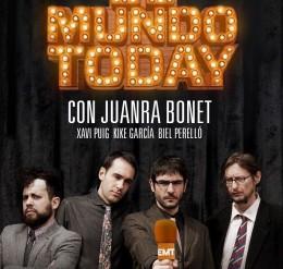 """Zaragoza Comedy: """"El Mundo Today"""", en el Teatro de lasEsquinas"""