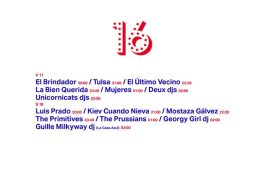 """""""La Lata de Bombillas 16 Fest"""" en LasArmas"""
