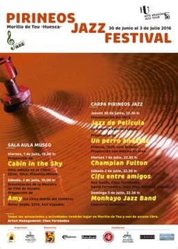 III Pirineos Jazz Festival desde Morillo deTou